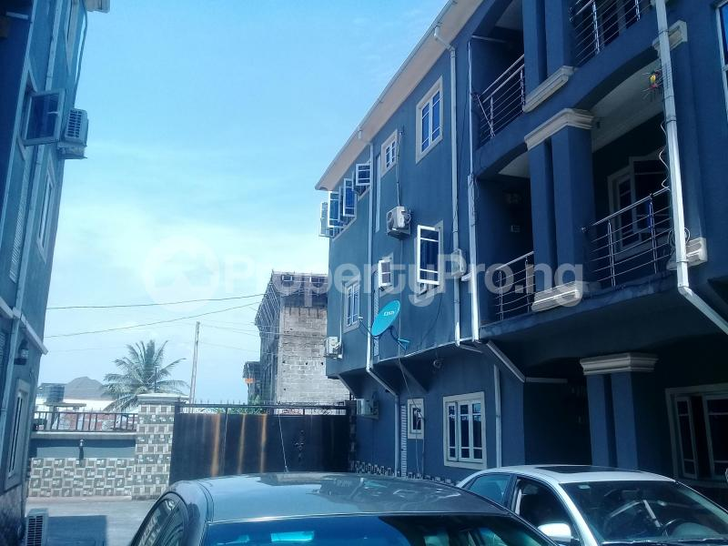 2 bedroom Flat / Apartment for rent Chinda Road, off Ada George Port Harcourt Rivers - 1
