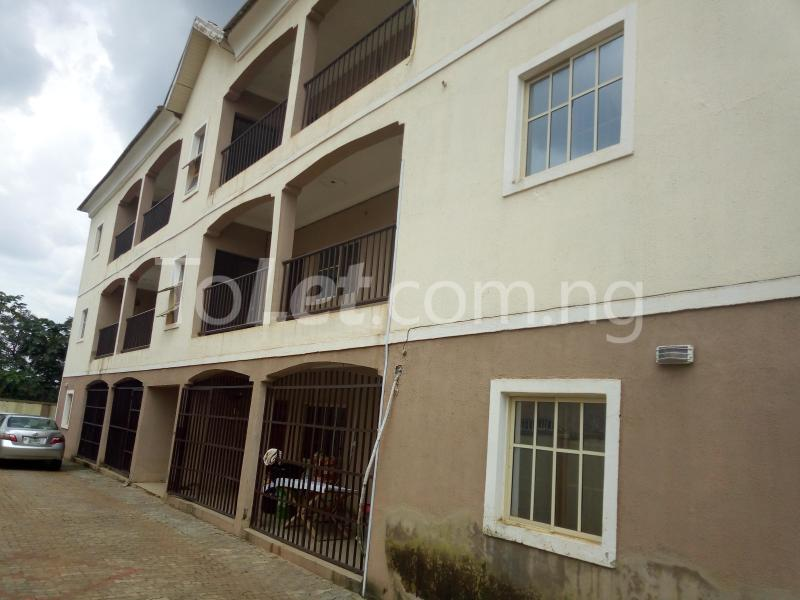 2 bedroom Flat / Apartment for rent Located at the back of American international school durumi Durumi Abuja - 1