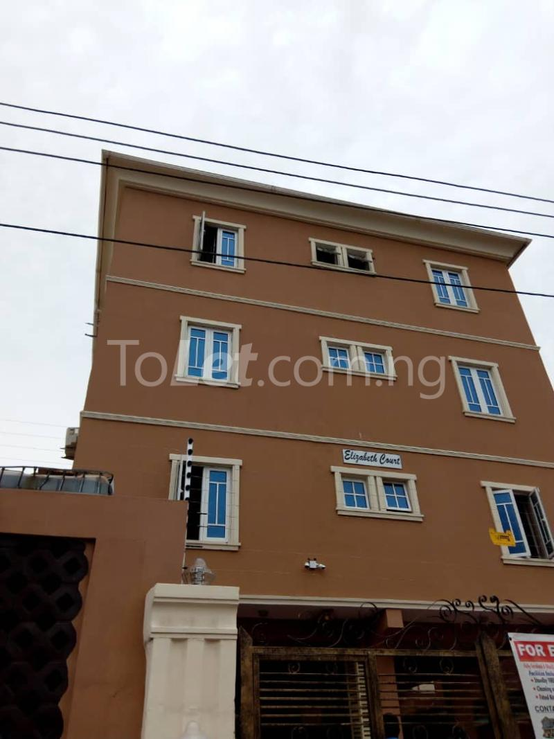 3 bedroom Flat / Apartment for rent Alagomeji Axis Alagomeji Yaba Lagos - 0