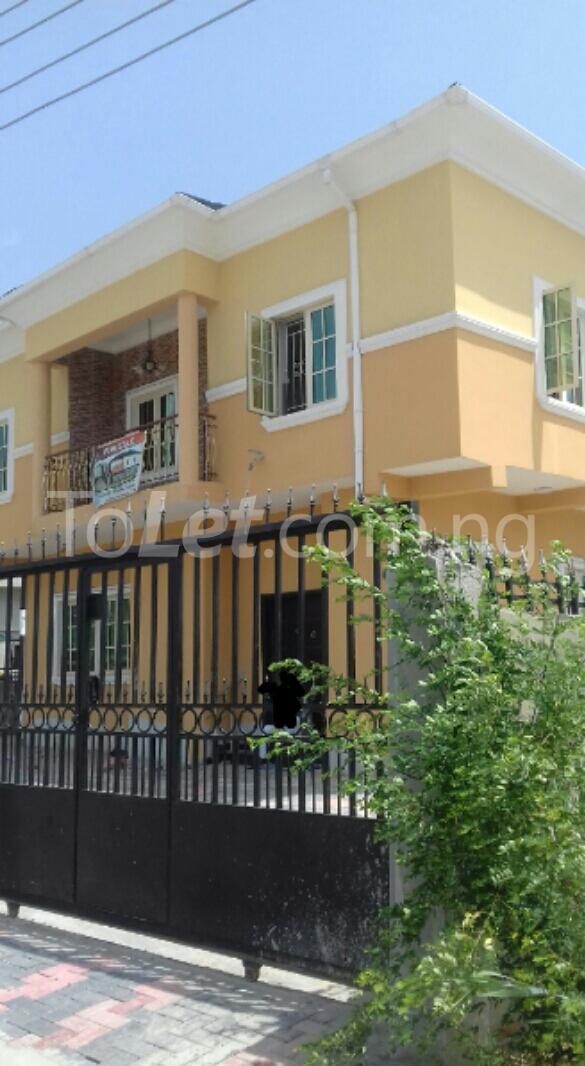 3 bedroom House for shortlet Sangotedo  Sangotedo Ajah Lagos - 0