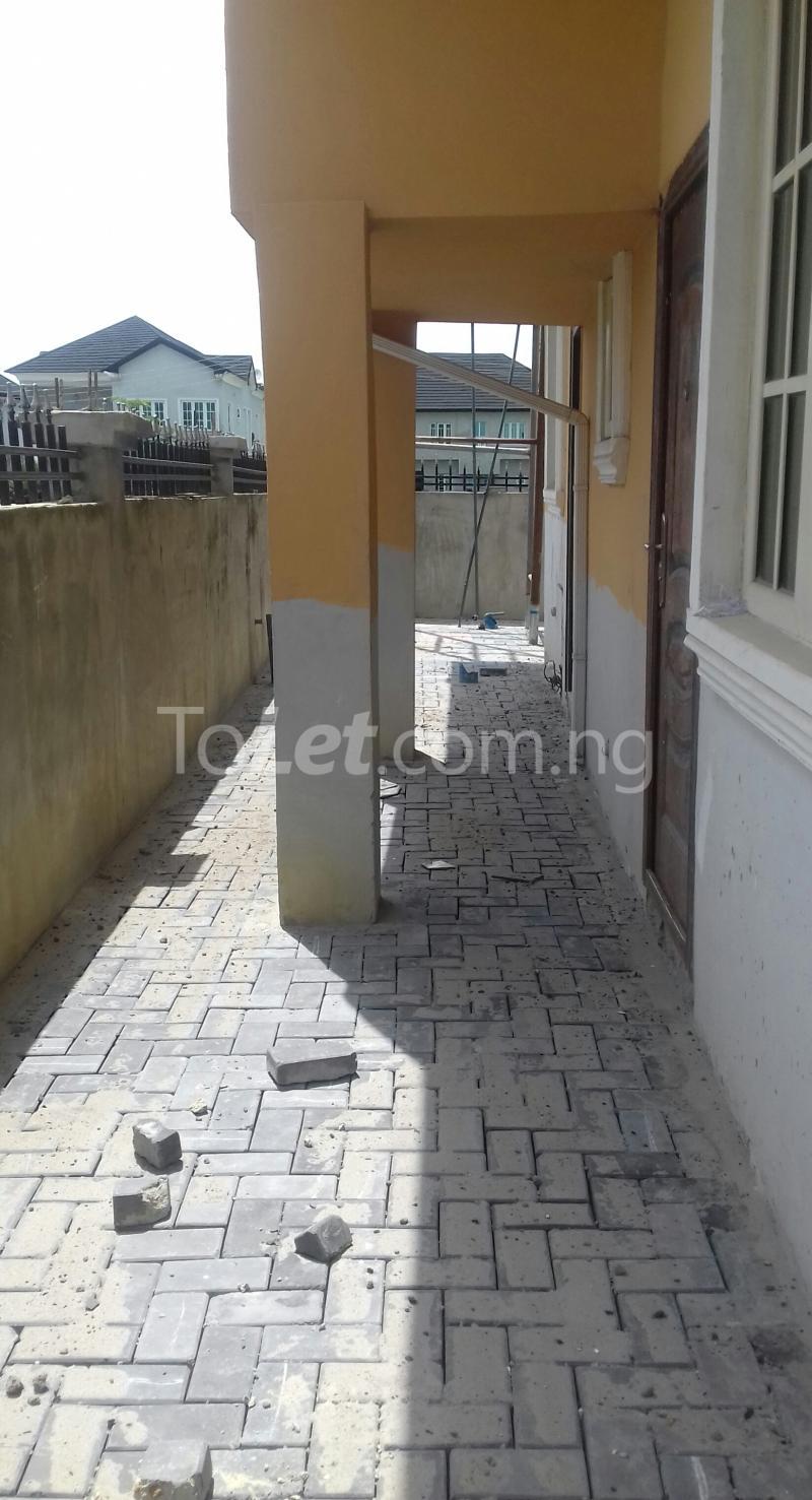 3 bedroom House for shortlet Sangotedo  Sangotedo Ajah Lagos - 17