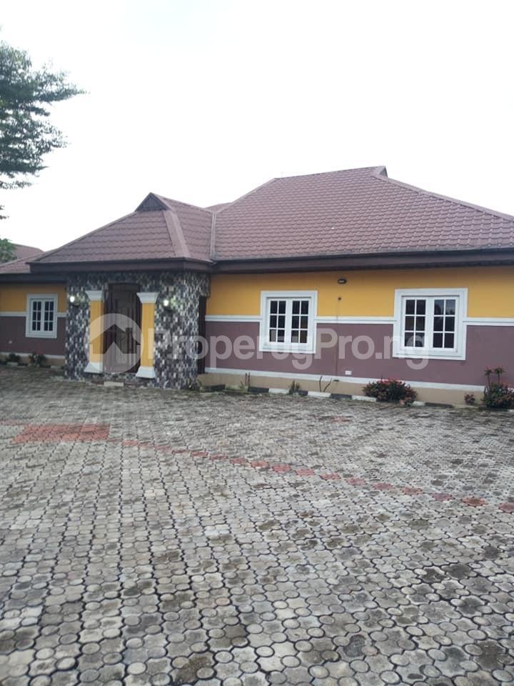 3 bedroom Detached Bungalow House for sale Queens park estate off rumuodara eneka road Obio-Akpor Rivers - 8