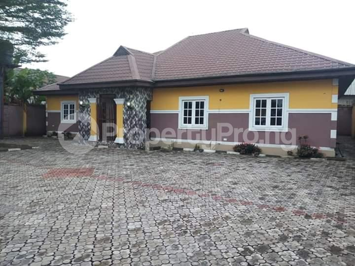 3 bedroom Detached Bungalow House for sale Queens park estate off rumuodara eneka road Obio-Akpor Rivers - 7