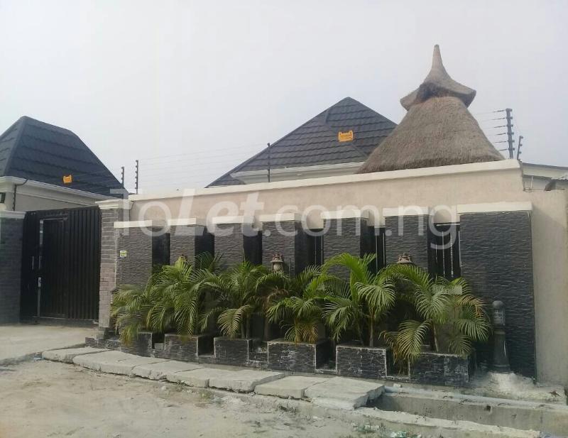 4 bedroom House for sale Sangotedo  Sangotedo Ajah Lagos - 4