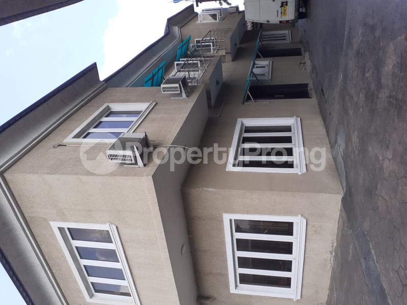 4 bedroom Terraced Duplex House for rent Ramat Ogudu GRA Ogudu Lagos - 1