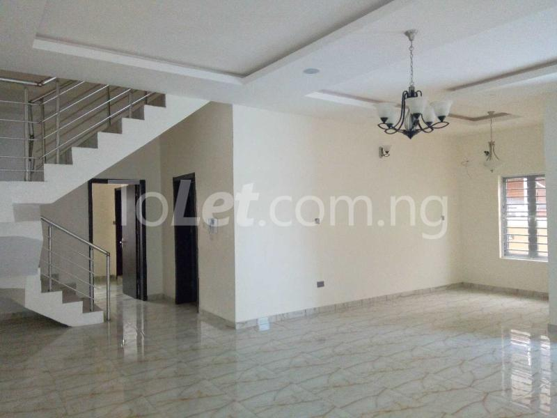 4 bedroom Semi Detached Duplex House for rent Chisco Ikate Lekki Lagos - 1