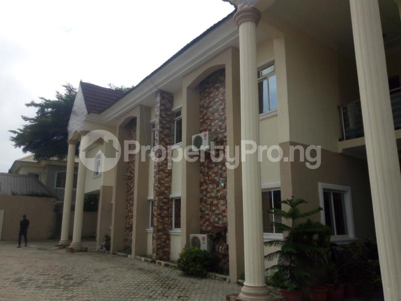 5 bedroom Semi Detached Duplex House for rent Along America international school Durumi Abuja - 1