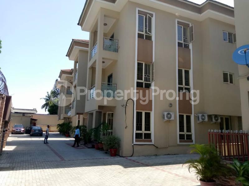 4 bedroom Terraced Duplex House for rent Alexander Road Ikoyi Lagos - 12