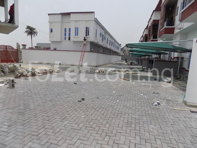 4 bedroom House for sale after chevron roundabout chevron Lekki Lagos - 2