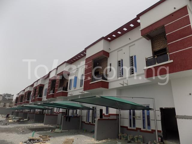 4 bedroom House for sale after chevron roundabout chevron Lekki Lagos - 1