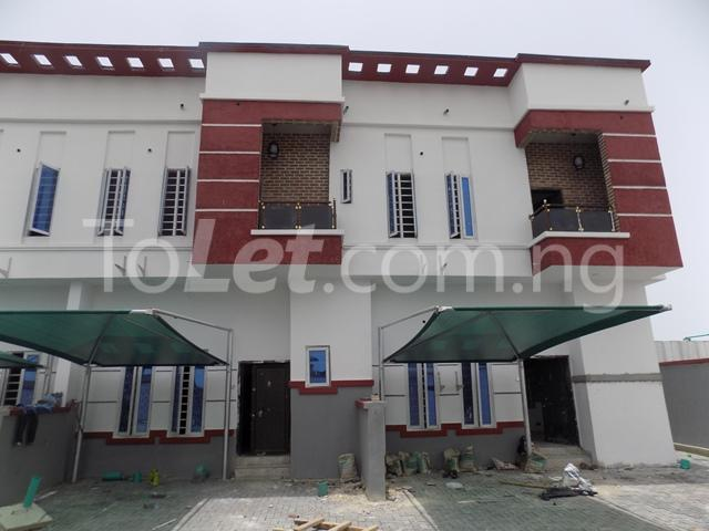 4 bedroom House for sale after chevron roundabout chevron Lekki Lagos - 0