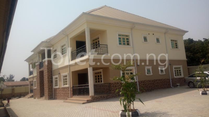 3 bedroom Flat / Apartment for rent Off Karu-Jikwoyi Nyanya Abuja - 1