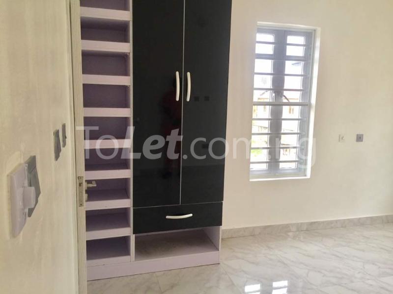 4 bedroom Semi Detached Duplex House for sale Mega Chicken  Ikota Lekki Lagos - 8