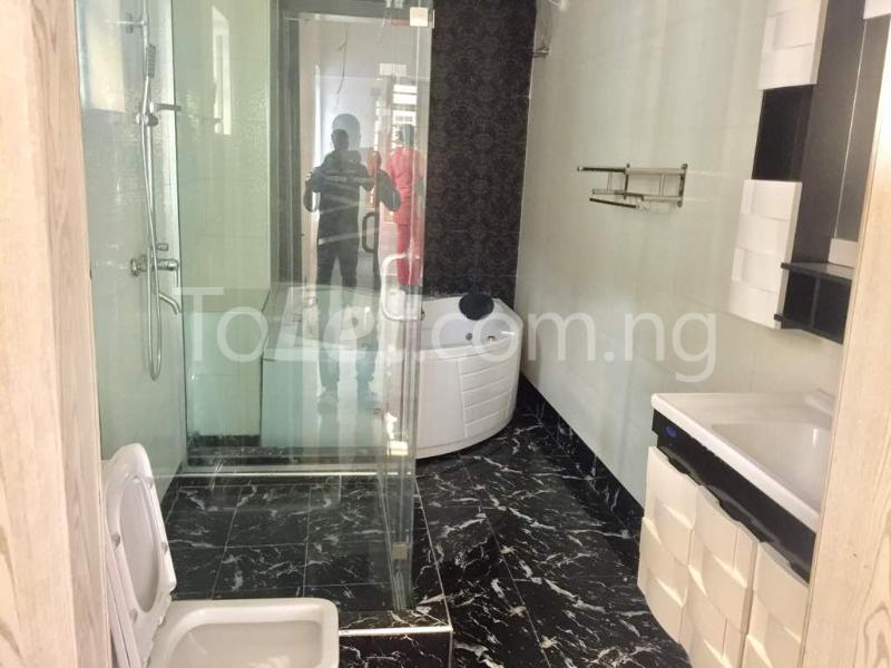 4 bedroom Semi Detached Duplex House for sale Mega Chicken  Ikota Lekki Lagos - 11