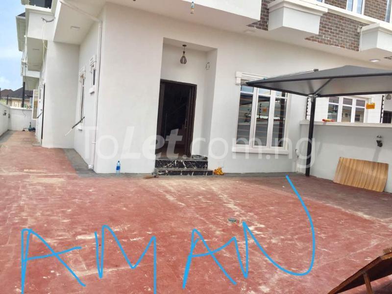 4 bedroom Semi Detached Duplex House for sale Mega Chicken  Ikota Lekki Lagos - 1