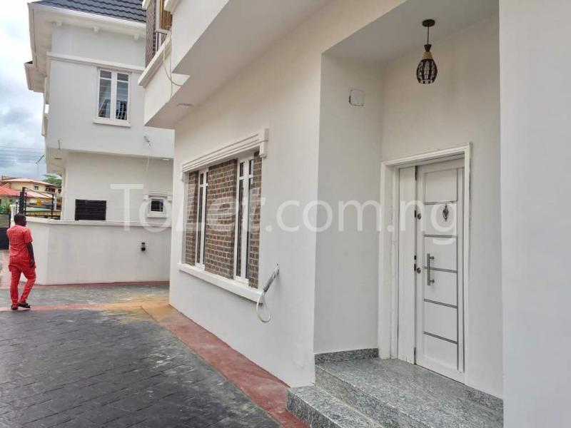 4 bedroom Semi Detached Duplex House for sale Mega Chicken  Ikota Lekki Lagos - 2