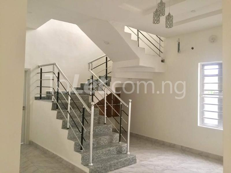4 bedroom Semi Detached Duplex House for sale Mega Chicken  Ikota Lekki Lagos - 4