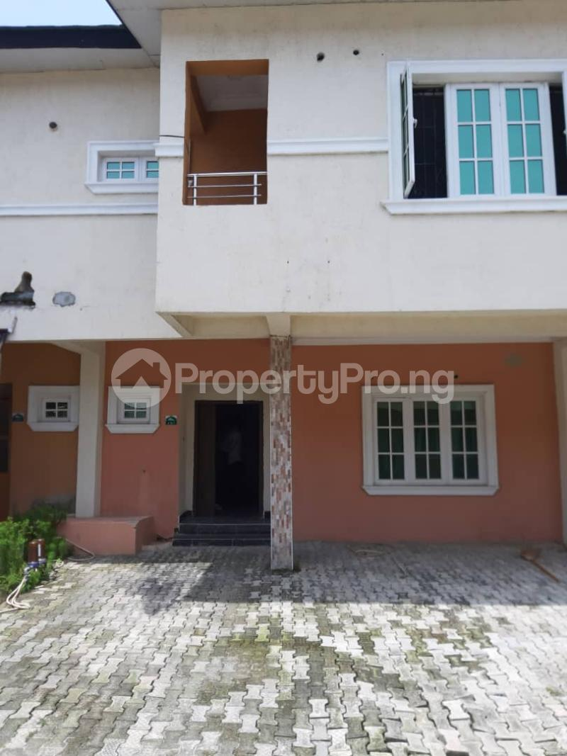 4 bedroom Semi Detached Duplex House for rent Chevron dirve chevron Lekki Lagos - 0