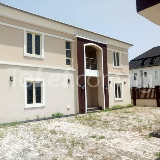 5 bedroom House for rent by shoprite road Sangotedo Lagos - 6