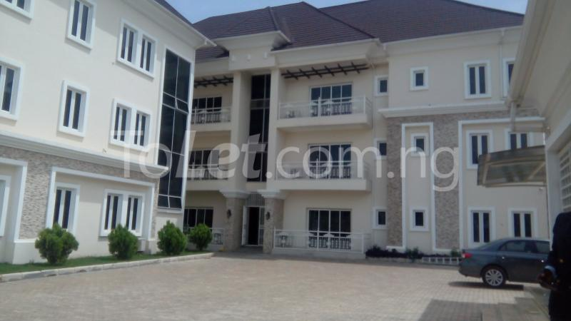 3 bedroom Flat / Apartment for rent Behind Ecobank  Jabi Abuja - 1