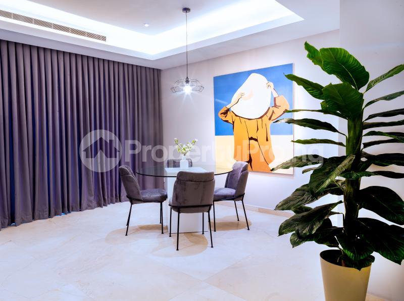 3 bedroom Terraced Duplex House for shortlet Off Admiralty way Lekki Phase 1 Lekki Lagos - 0