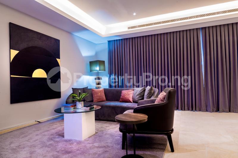 3 bedroom Terraced Duplex House for shortlet Off Admiralty way Lekki Phase 1 Lekki Lagos - 1