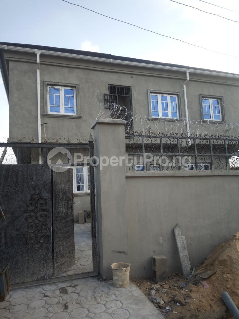 2 bedroom Flat / Apartment for rent Iyana Oworo Kosofe Kosofe/Ikosi Lagos - 0
