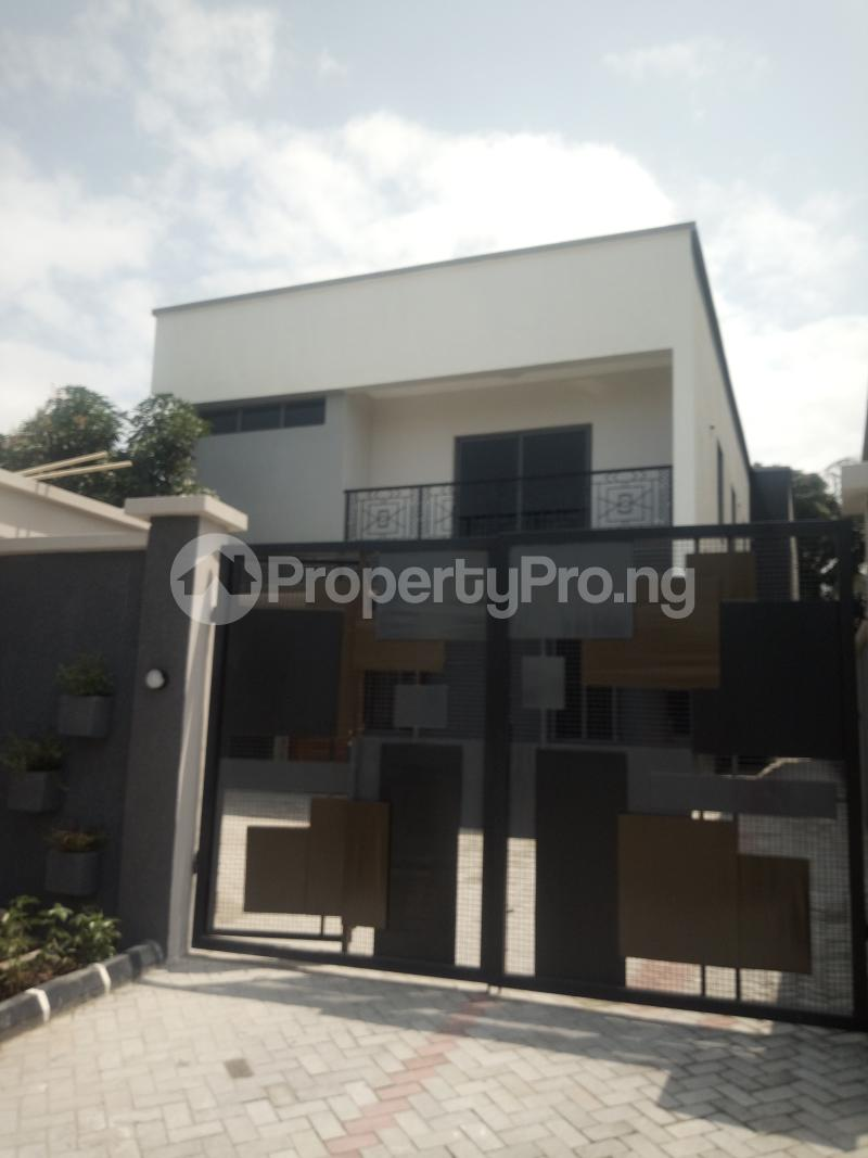 5 bedroom Detached Duplex House for sale Kenneth Agbakuru street,Lekki phase 1,Lekki Lekki Phase 1 Lekki Lagos - 0