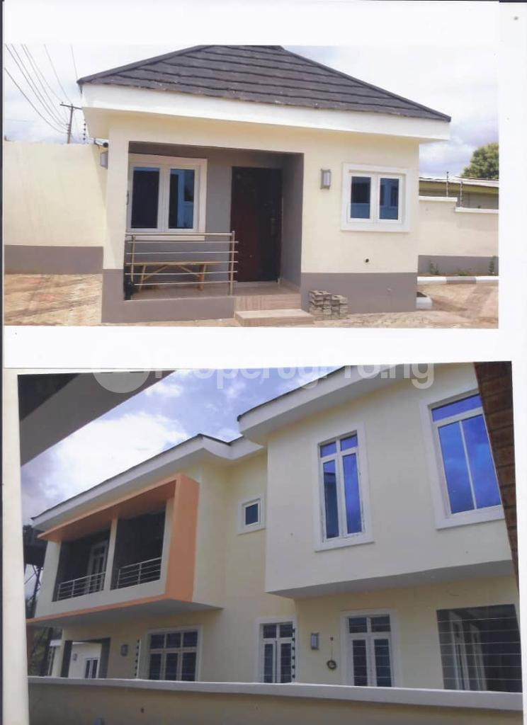 4 bedroom Semi Detached Duplex House for sale Ijapo estate  Akure Ondo - 0