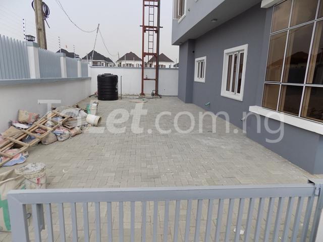 House for sale ldado estate before  Chevron Lagos - 2