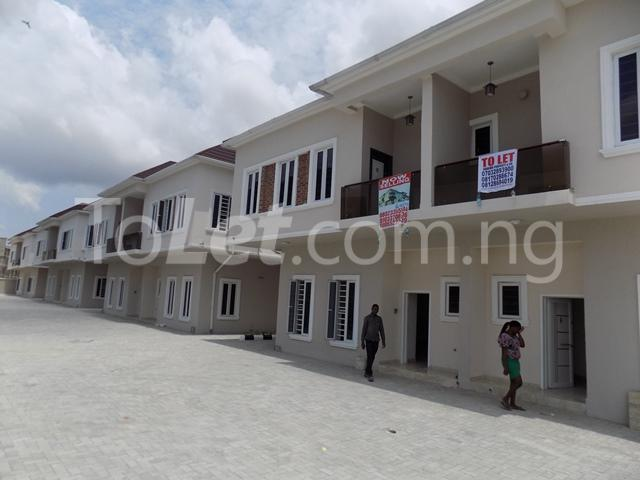 4 bedroom House for sale Orchild hotel road  chevron Lekki Lagos - 1