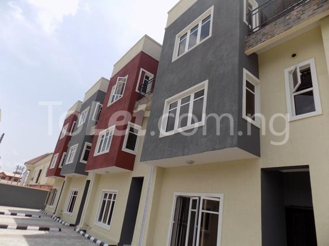 4 bedroom House for rent before nicon town estate Jakande Lekki Lagos - 0