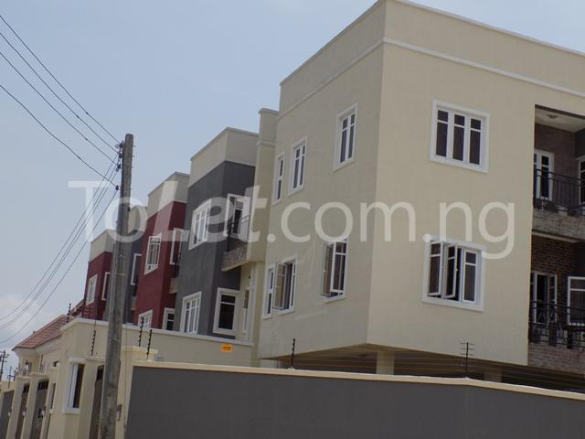 4 bedroom House for rent before nicon town estate Jakande Lekki Lagos - 16