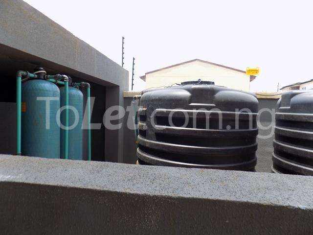 4 bedroom House for rent before nicon town estate Jakande Lekki Lagos - 13