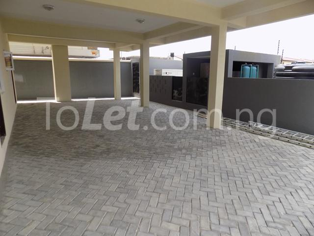 4 bedroom House for rent before nicon town estate Jakande Lekki Lagos - 14