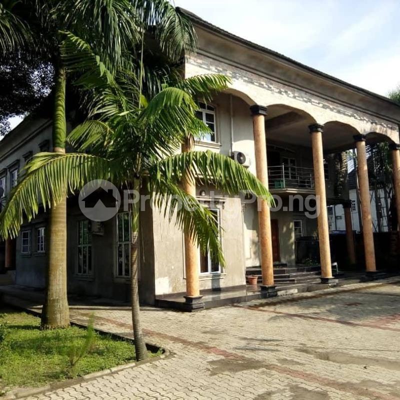 5 bedroom Detached Bungalow House for sale Eliozu Port Harcourt Rivers - 0
