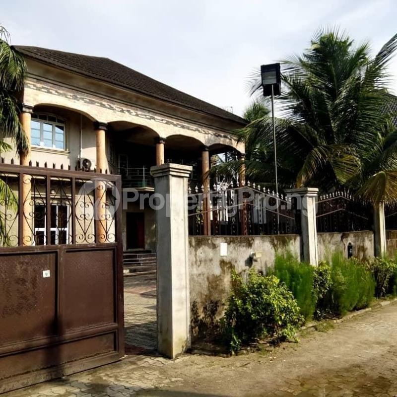5 bedroom Detached Bungalow House for sale Eliozu Port Harcourt Rivers - 3