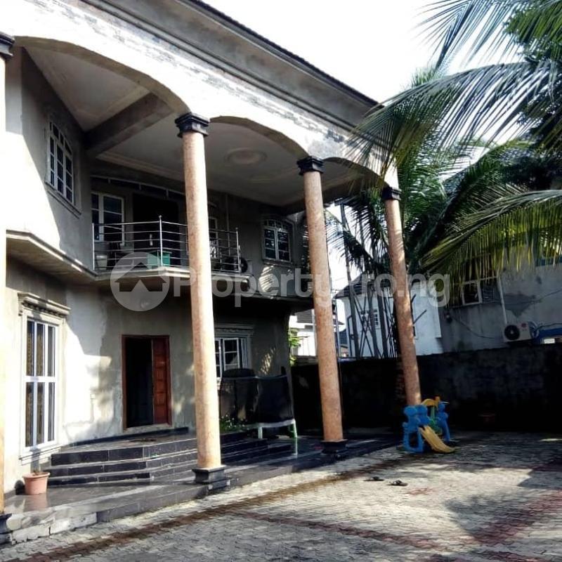 5 bedroom Detached Bungalow House for sale Eliozu Port Harcourt Rivers - 8