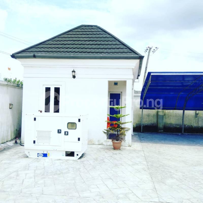 4 bedroom Detached Bungalow House for sale Kings & Kings Estate Off Rumuokwurusi Tank, Rumunduru Port Harcourt Port Harcourt Rivers - 1