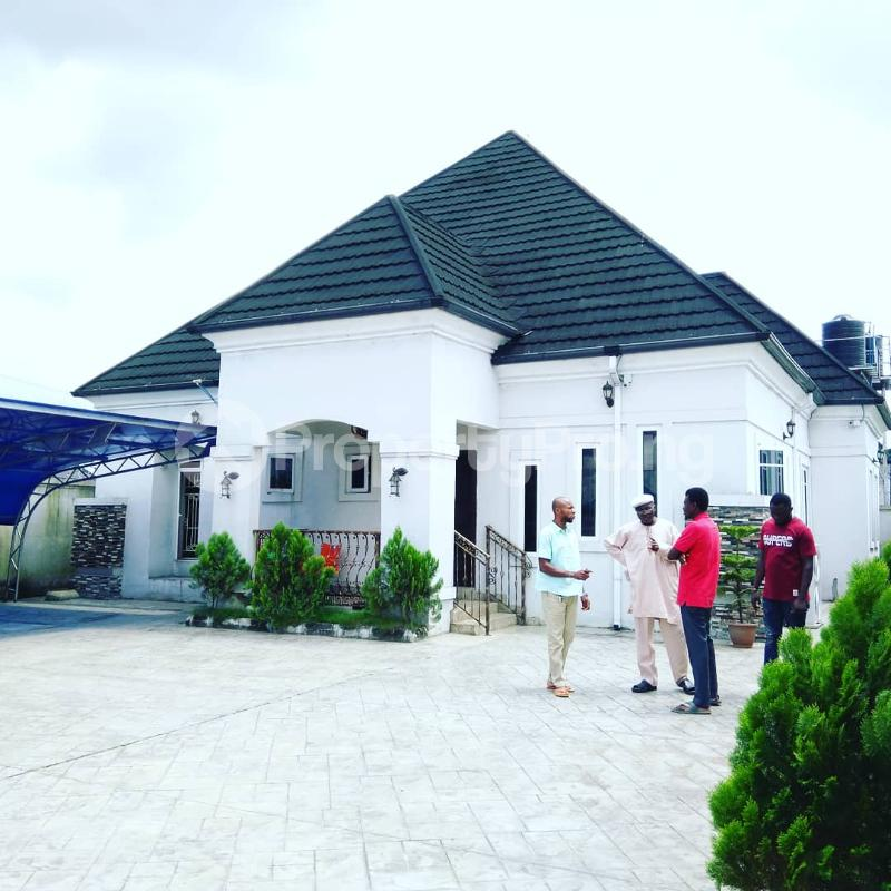 4 bedroom Detached Bungalow House for sale Kings & Kings Estate Off Rumuokwurusi Tank, Rumunduru Port Harcourt Port Harcourt Rivers - 0