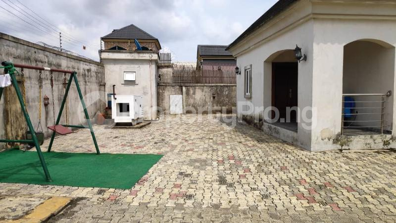 4 bedroom Detached Bungalow House for sale NTA  Magbuoba Port Harcourt Rivers - 6