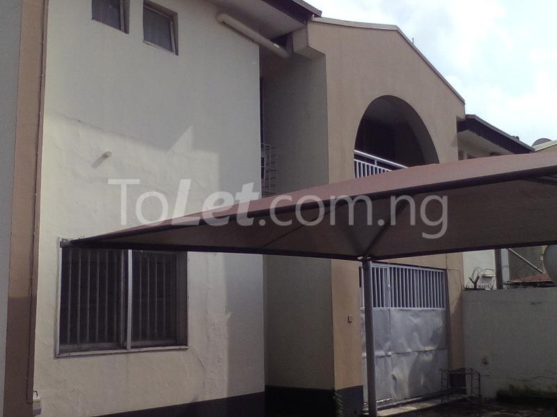 4 bedroom House for rent MKO Abiola Garden Alausa Ikeja Lagos - 0