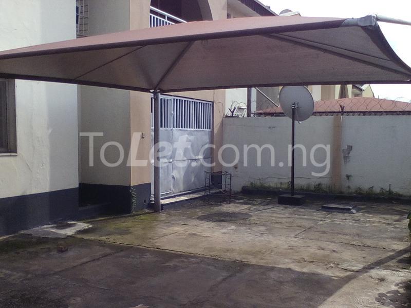 4 bedroom House for rent MKO Abiola Garden Alausa Ikeja Lagos - 2