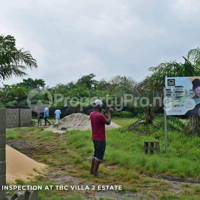Residential Land Land for sale Igbogun road LaCampaigne Tropicana Ibeju-Lekki Lagos - 1