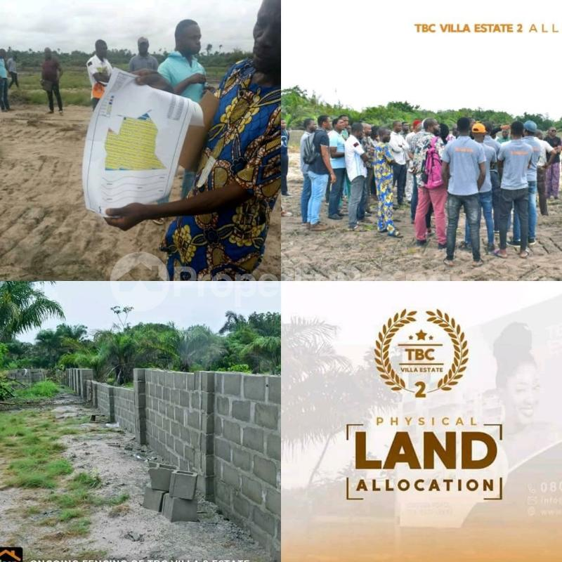 Residential Land Land for sale Igbogun road LaCampaigne Tropicana Ibeju-Lekki Lagos - 0