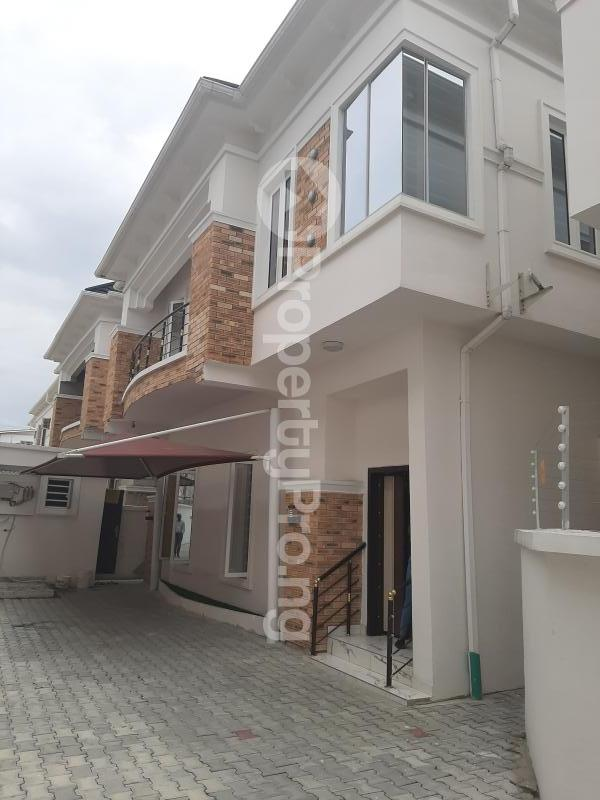 4 bedroom Detached Duplex House for rent Orchid Road by Lafiaji Abule Egba Lagos - 0