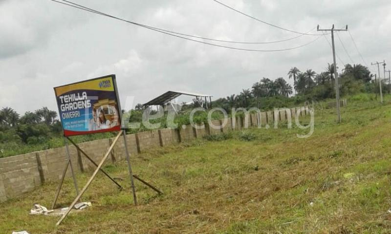 Land for sale Ngor-Akpala Ngor-Okpala Imo - 4