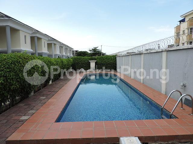 3 bedroom Terraced Duplex House for sale Victoria Island ONIRU Victoria Island Lagos - 0