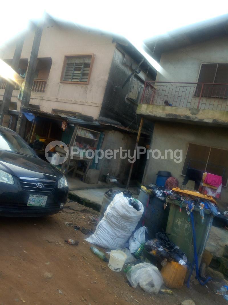 Residential Land Land for sale Agbelekale street Mafoluku Oshodi Lagos - 1