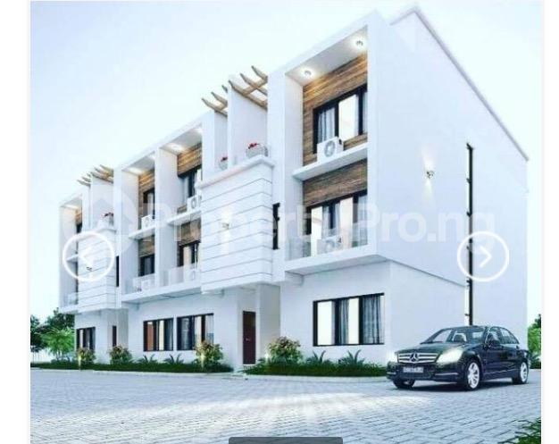 4 bedroom Terraced Duplex House for sale - Ikeja GRA Ikeja